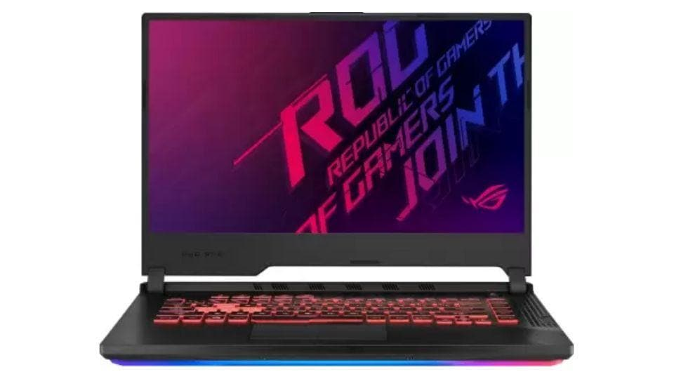 Asus ROG Strix G Core i5 laptop available with discount on Flipkart.