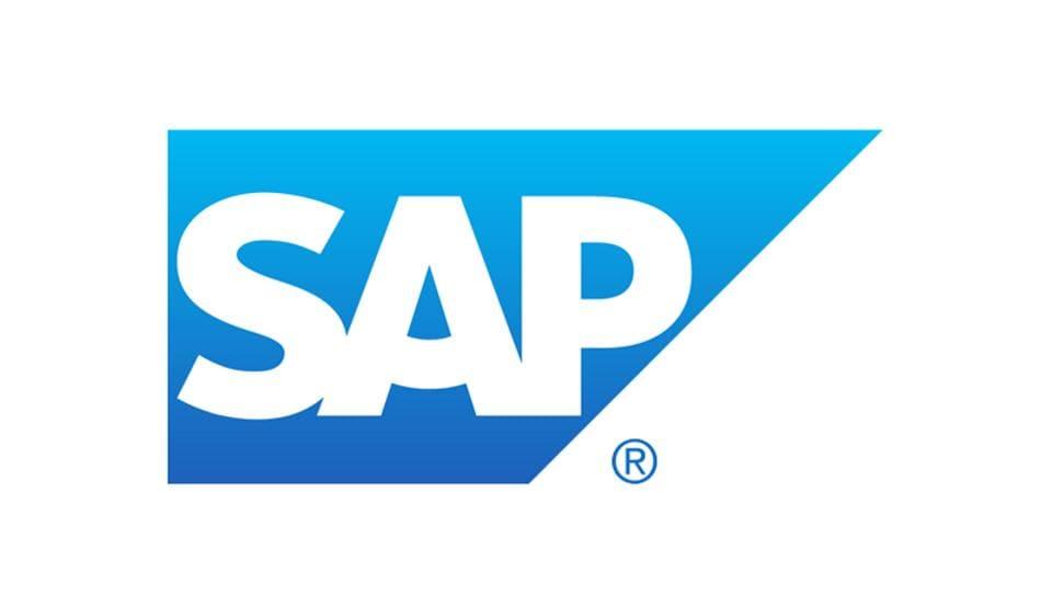 SAP company logo.