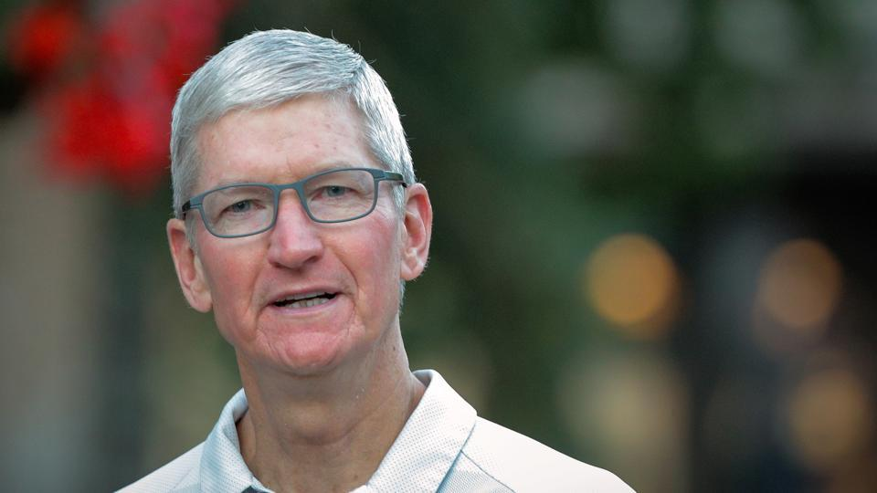 Apple CEO Tim Cook has a stalker who tried delivering flowers and champagne to him.