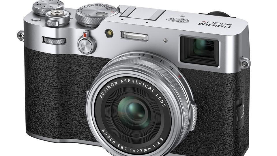 Fujifilm has announced its latest offering for the Indian market – the Fujifilm X100V, the flagship product from the X series range of cameras. Along with this, Fujifilm also added two new lenses i.e. XC 35mm F2 and GF 45-100mm F4 for its X and GFX range mirrorless camera.