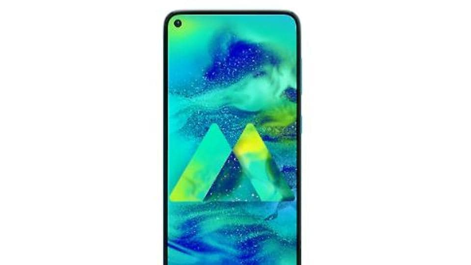 Samsung Galaxy M40 will be available for Rs 16,999.