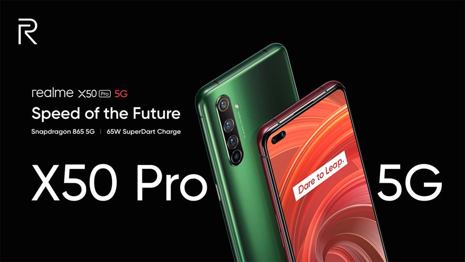 Realme launched the first 5G smartphone in the country, the Realme X50 Pro, globally on Monday. Launched at Madrid and streamed lived across the world, the X50 Pro is the first smartphone in India that is 5G-ready.