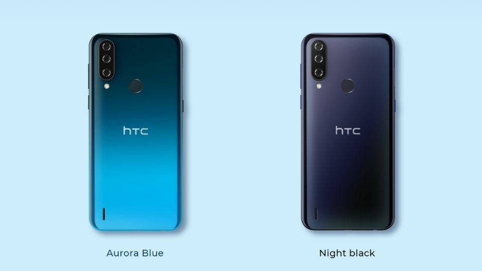 HTC's new budget smartphone, the Wildfire R70.