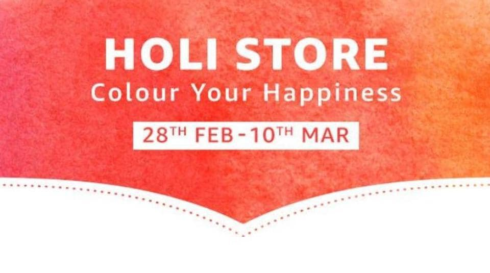 Amazon is offering up to 40% off on the purchase of protective covers at the Amazon Holi Store.