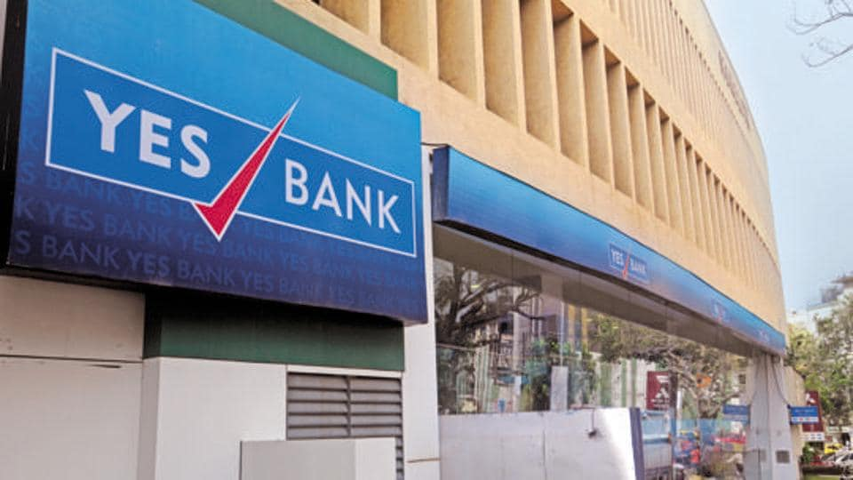 Yes Bank, corporate office and branch in Mumbai.
