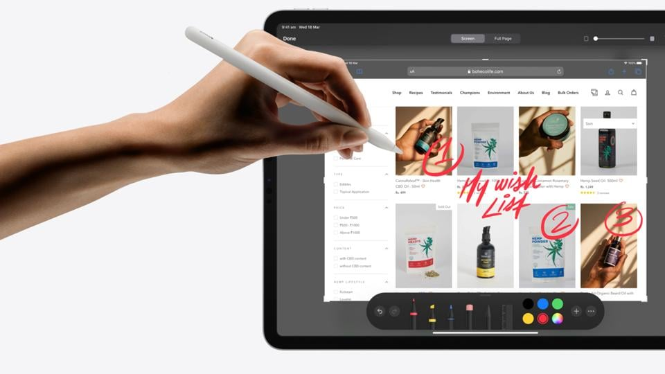 Apple iPad Pro 11-inch, 12.9-inch get the support for Wi-Fi 6 connectivity that is not yet present in any of the latest MacBook laptops.