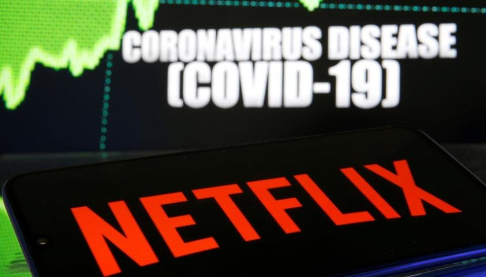 Netflix has already reduced its streaming quality in Europe due to traffic overload.