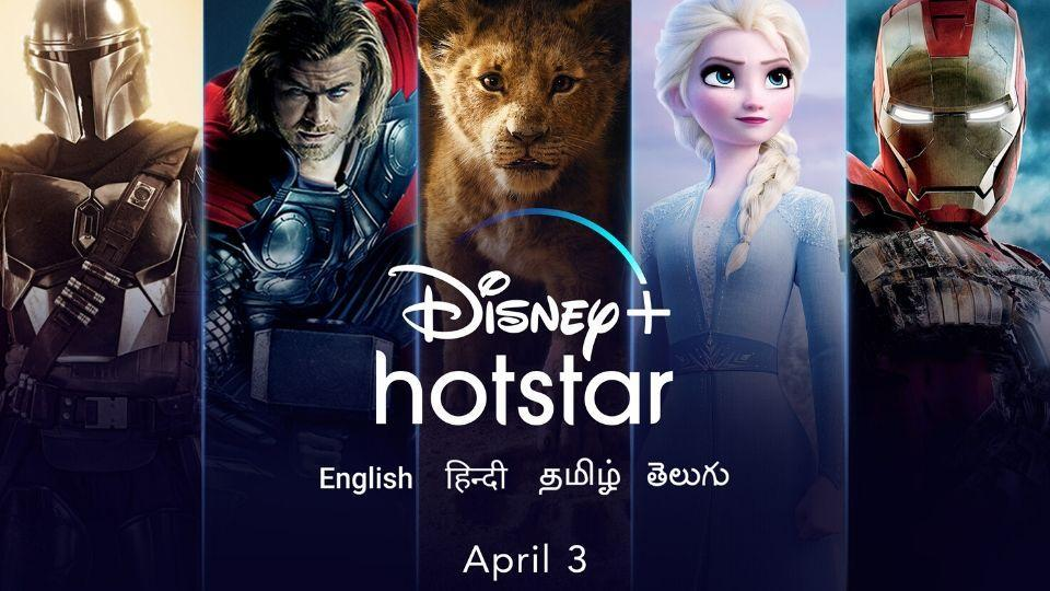 Disney+ Hotstar finally gets an official launch date for India.