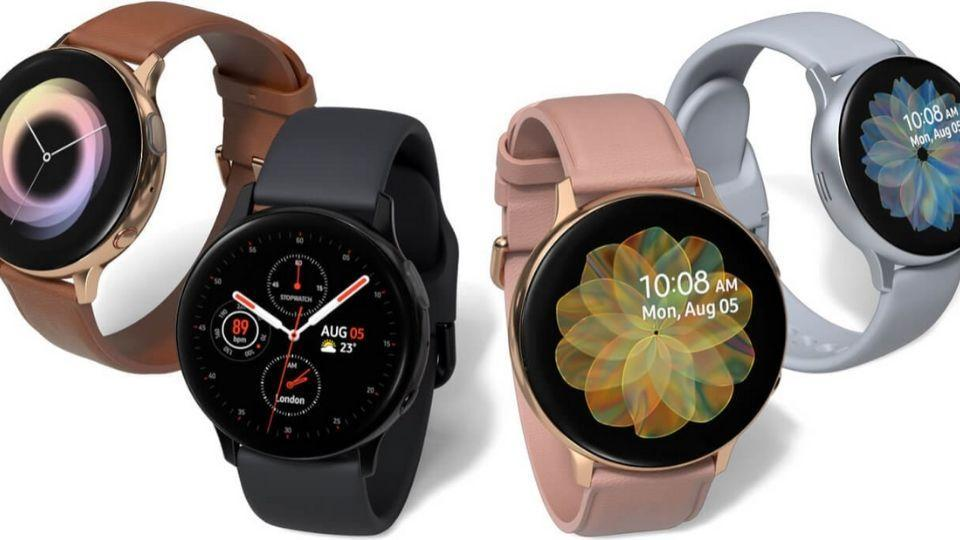 Samsung had unveiled this feature during the launch of Galaxy Watch Active 2.