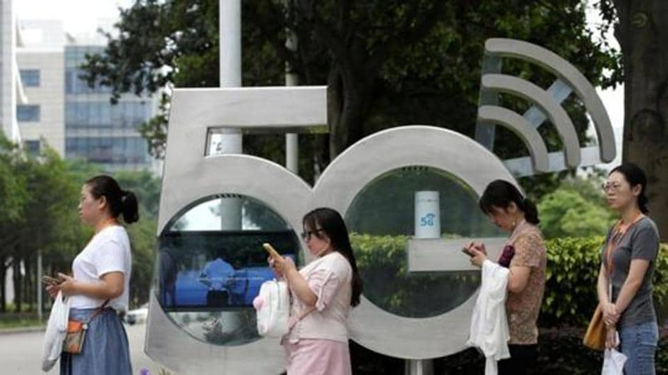 Britain's government made a firm decision to allow China's Huawei to have a role in building the country's 5G phone network and as far as the foreign ministry's top official understands it is not being reopened