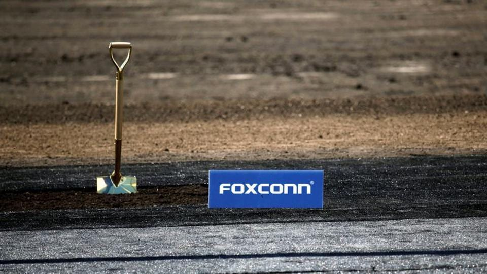 Foxconn resumed operations in China where it had expected normal production by the end of March.