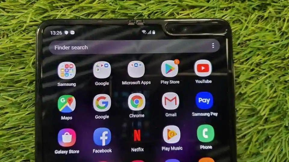 Samsung will launch as many as two storage variants of Galaxy Fold – 256GB and 512GB.