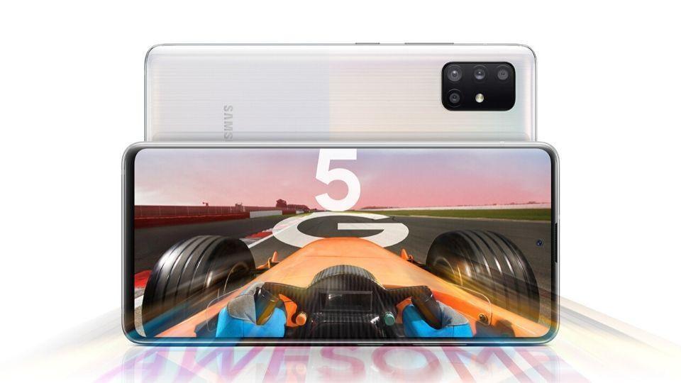 Samsung Galaxy A71 5g Galaxy A51 5g Launched