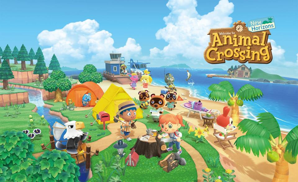 According to a report by Forbes, Animal Crossing has become the most discussed game on Twitter over this quarantine.