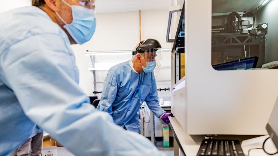 Amazon is moving to create it own lab to test employees for coronavirus as the e-commerce giant struggles with safety issues amid the pandemic. The online retail leader, which began the year with some 750,000 employees and is growing, said it had begun