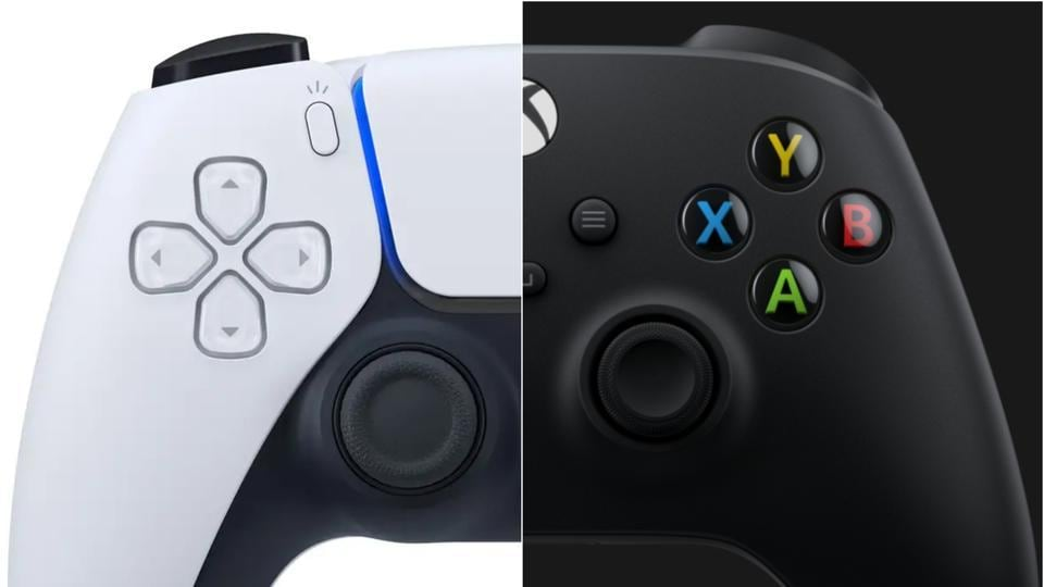 Sony Ps5 Dualsense Vs Xbox Series X Controller Design Features And Compatibility Compared