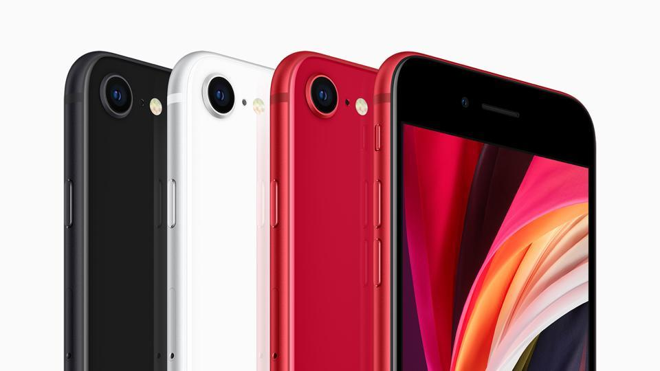 The iPhone SE 2020 costs Rs 42,500 in India.