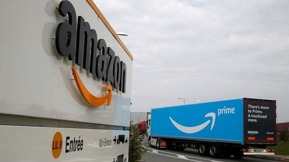 Amazon has started to use thermal cameras at its warehouses to speed up screening for feverish workers who could be infected with the coronavirus,