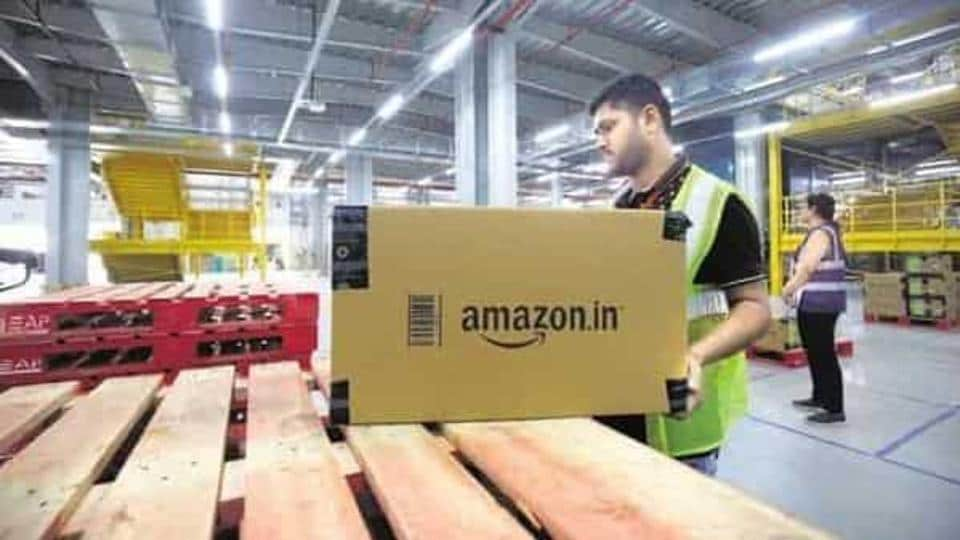 A French court has ordered Amazon to limit its deliveries to essential goods.