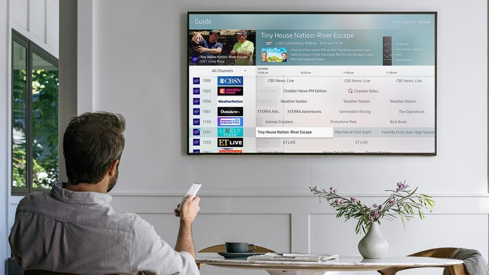 There is no word on the app's compatibility and availability dates, it is being assumed that Samsung TV Plus app could be exclusive to Galaxy smartphones given that it is limited to Samsung TVs for now.