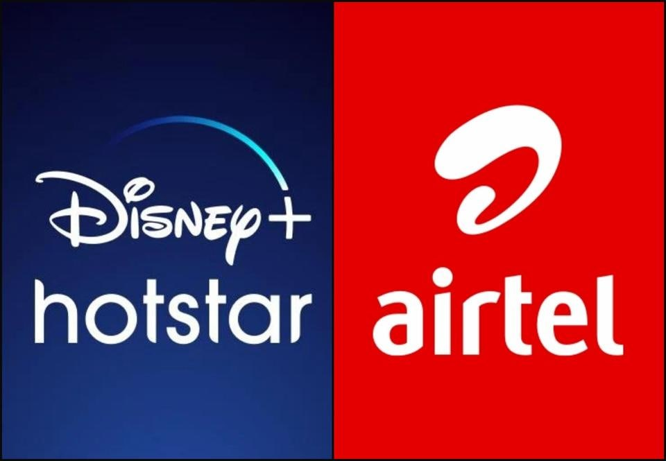 Airtel India launches ₹401 plan that includes Disney+ Hotstar yearly  subscription