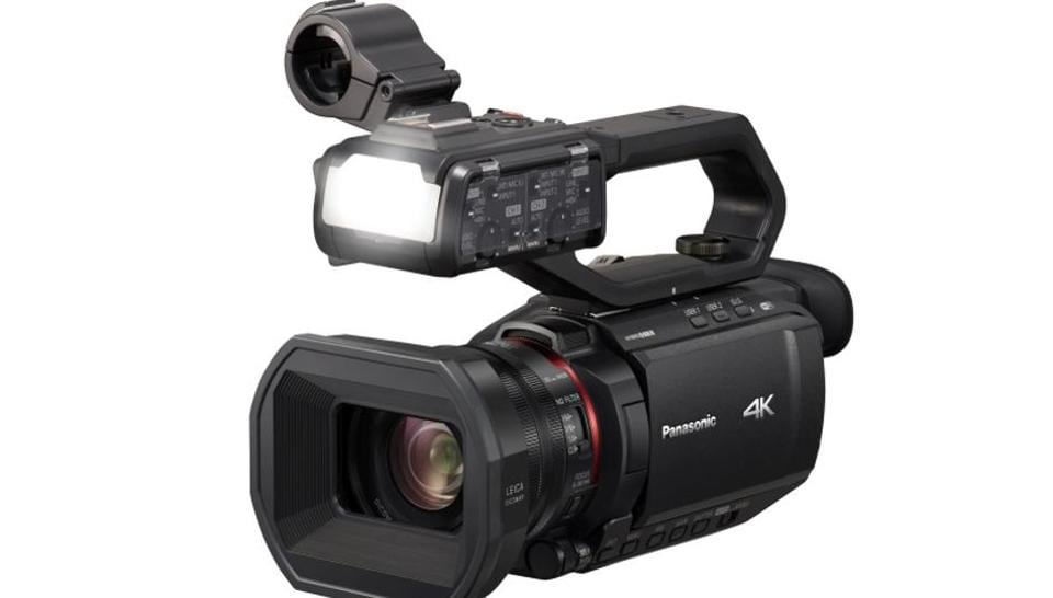 Panasonic launches next-gen professional camcorders in India
