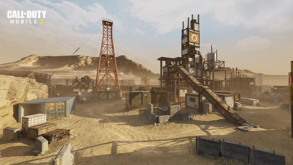 Call of Duty: Mobile is getting a new map called 'Rust Map'.