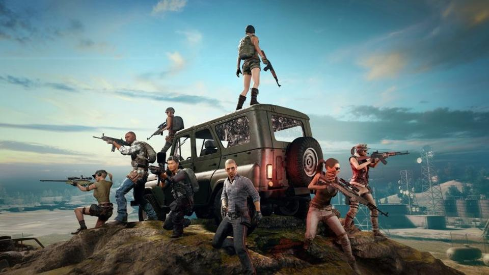 PUBG finally lands on Google Stadia