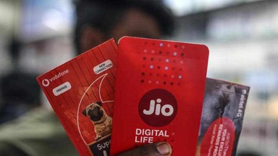 Jio credits 2GB data per day with four days validity to some users