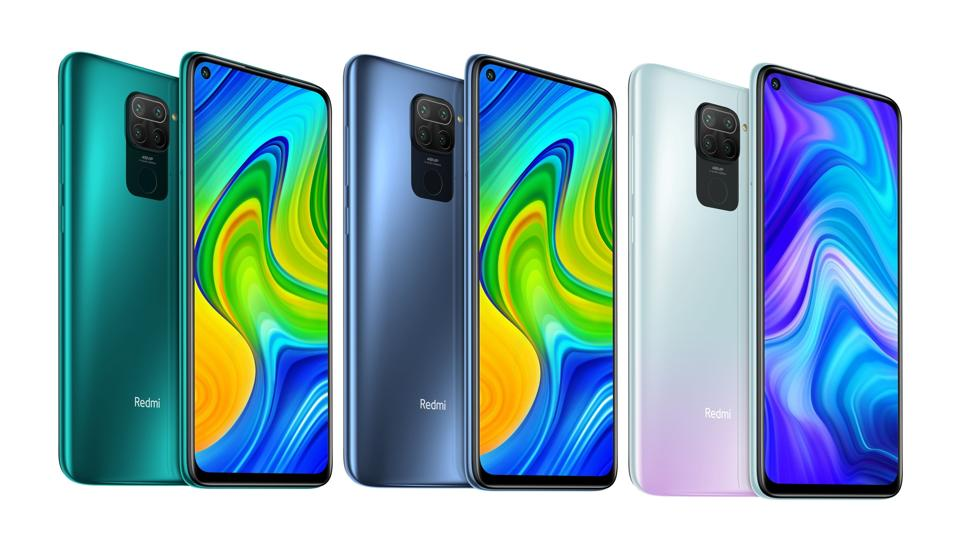The Redmi Note 9 joins the other three models in the Redmi Note 9 series - Redmi Note 9s, Redmi Note 9 Pro and Redmi Note 9 Pro Max.