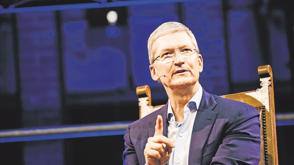 Here's what Tim Cook said on upcoming Apple products