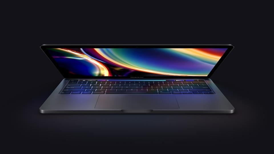 The new MacBook Pro has a 13.3-inch LED-backlit display with IPS technology, 2560x1600 resolution, 500 nits brightness level, P3 colour gamut support and True Tone technology.