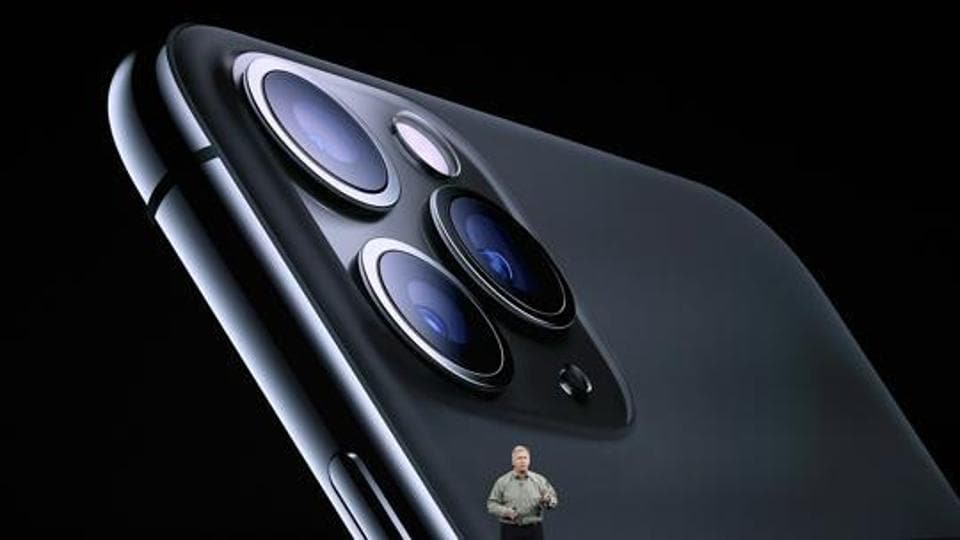 Representational image of the iPhone 11.