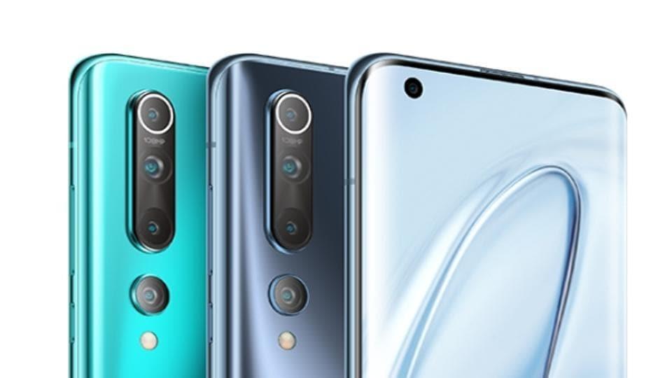 Xiaomi Mi 10 launched
